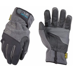 Перчатки зимние Wind Resistant MCW Black | Mechanix