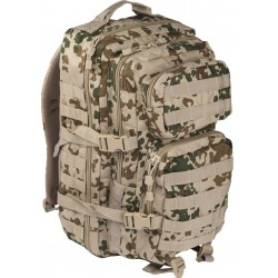 Рюкзак Тактический Assault US ARMY 40L Tropical Camo | Mil-Tec