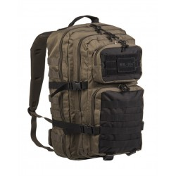 Рюкзак US Assault 40L Ranger Green/Black | Mil-Tec