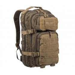 Рюкзак US Assault 25L Ranger Green/Coyote | Mil-Tec