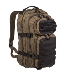 Рюкзак US Assault 25L Ranger Green/Black | Mil-Tec