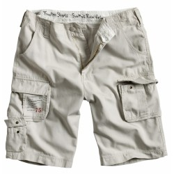Шорты Trooper Shorts Off-White | Surplus