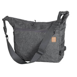 Сумка BUSHCRAFT SATCHEL Melange Black-Grey | Helikon-Tex