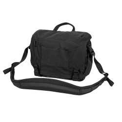 Сумка URBAN COURIER BAG Medium Black | Helikon-Tex