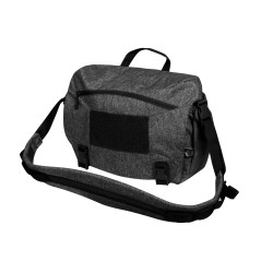 Сумка URBAN COURIER BAG Medium Melange Black/Grey| Helikon-Tex