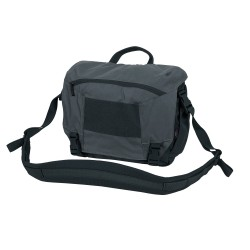 Сумка URBAN COURIER BAG Medium Shadow grey/ Black | Helikon-Tex