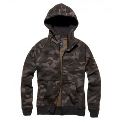 Худи Basing 3019 Dark Camo | Vintage Industries