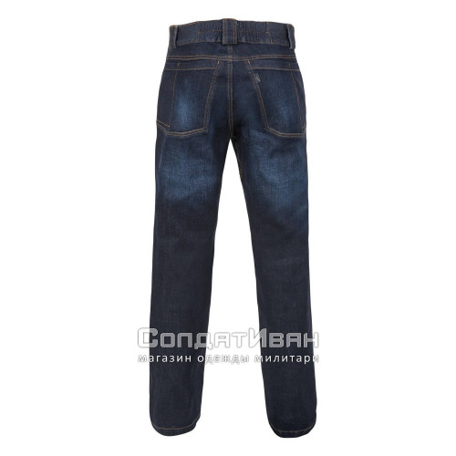 Брюки GREYMAN TACTICAL JEANS Dark Blue | Helikon-Tex фото 7