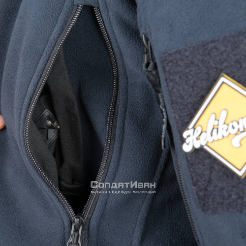 Флис Liberty Navy Blue | Helikon-Tex фото 3
