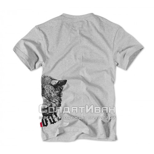 Футболка Wolf Throat TS85 Grey | Dobermans Aggressive фото 2