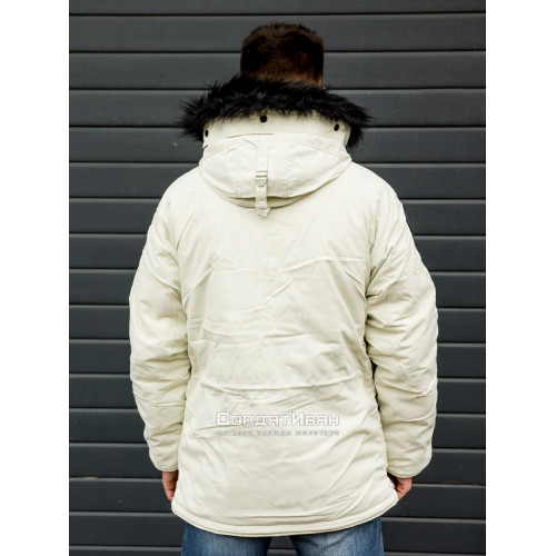 Куртка Аляска Oxford 3.0 Everest Silver Sage/ With Black | Nord Denali фото 9