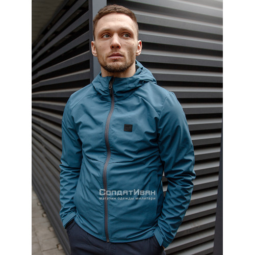 Куртка Ather softshell 30104 Blue | Vintage Industries фото 7