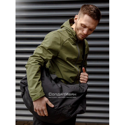Куртка Ather softshell 30104 Olive | Vintage Industries фото 6