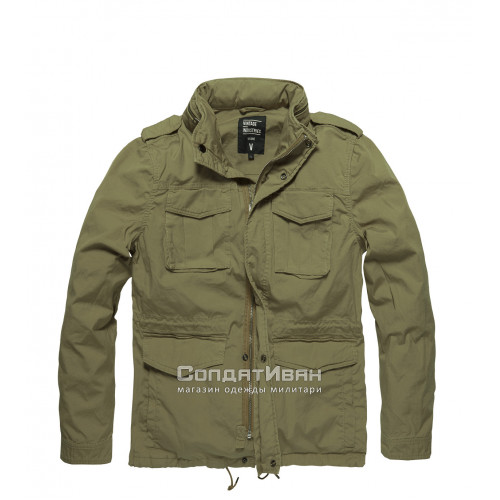 Куртка BEYDEN 2214 Bright Olive | Vintage Industries фото 5