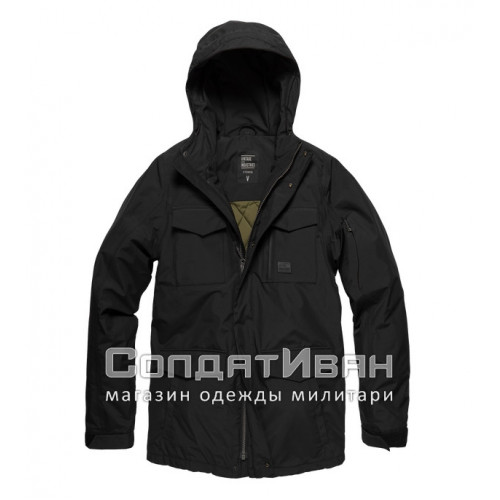 Куртка Marc parka 30106 Black | Vintage Industries фото 6