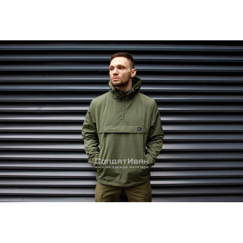 Куртка Shooter 2102 Olive Drab | Vintage Industries фото 1