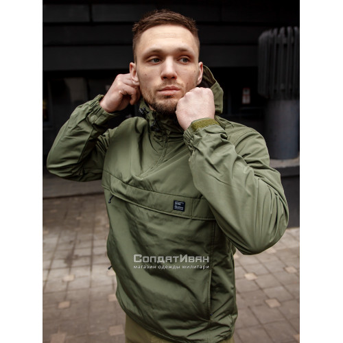 Куртка Shooter 2102 Olive Drab | Vintage Industries фото 3