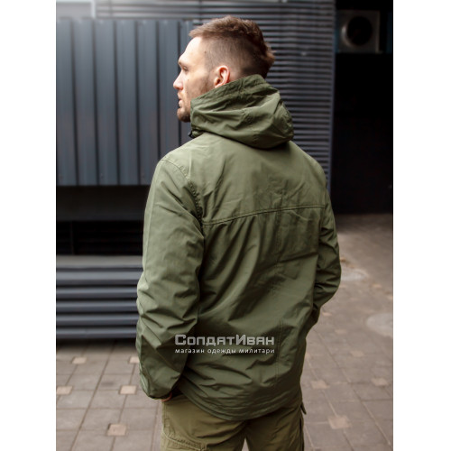 Куртка Shooter 2102 Olive Drab | Vintage Industries фото 4