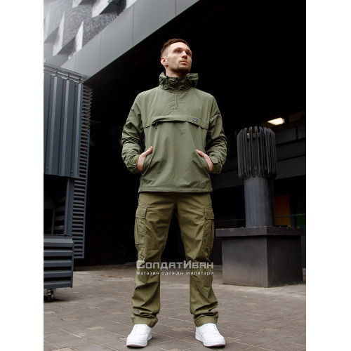 Куртка Shooter 2102 Olive Drab | Vintage Industries фото 5
