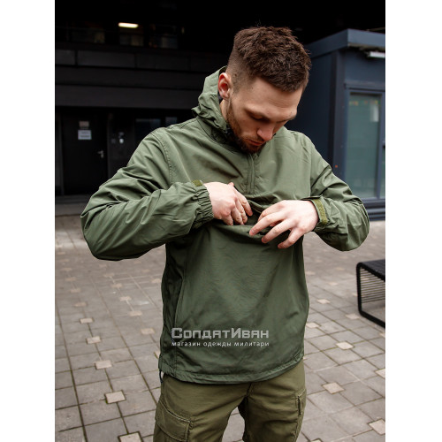 Куртка Shooter 2102 Olive Drab | Vintage Industries фото 6