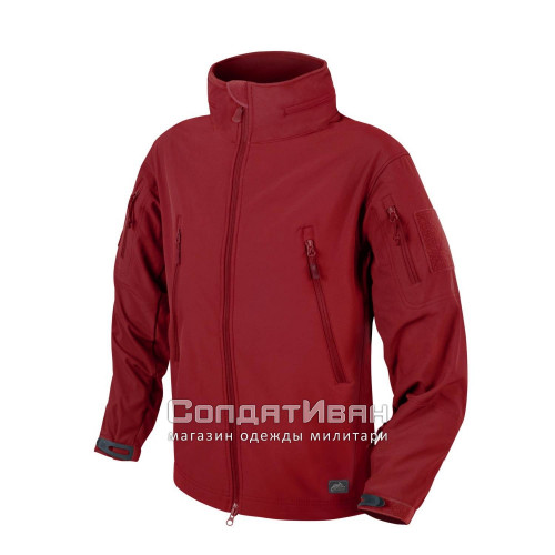 Куртка Softshell Gunfighter Crimson Sky | Helikon-Tex фото 4