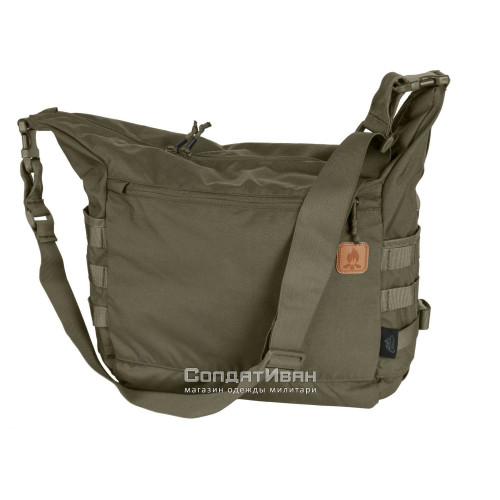 Сумка BUSHCRAFT SATCHEL RAL 7013 | Helikon-Tex фото 1