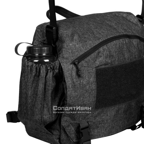 Сумка URBAN COURIER BAG Medium Grey Melange | Helikon-Tex фото 3