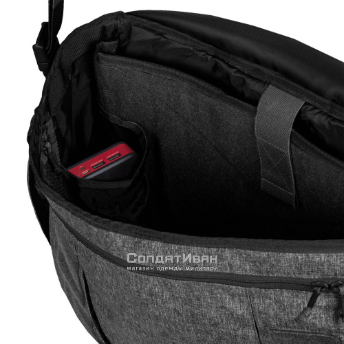 Сумка URBAN COURIER BAG Medium Grey Melange | Helikon-Tex фото 6